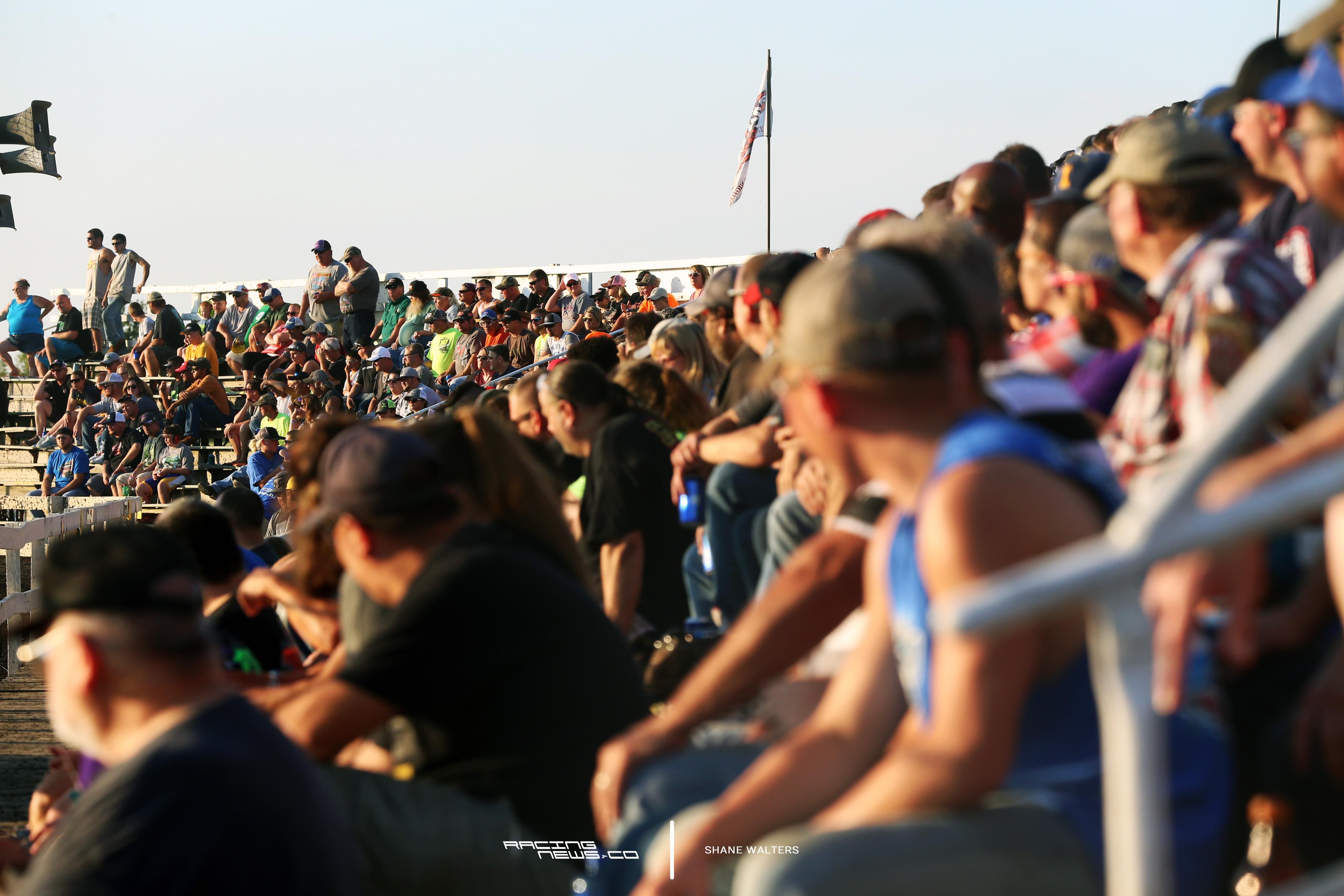 Macon Speedway Local Short Track Attendance 1624