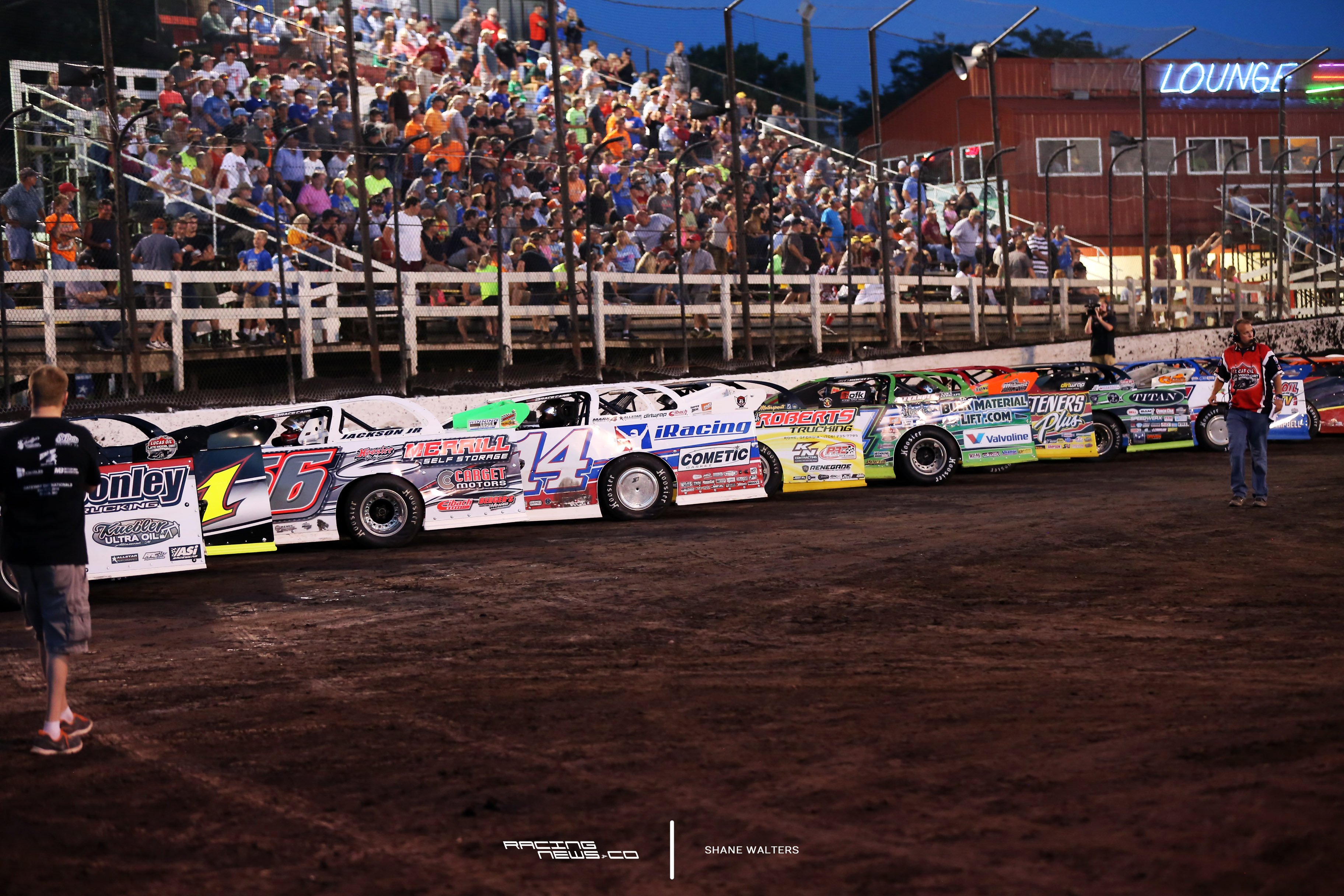 Macon Speedway Special Show featuring the Lucas Oil Late Model Dirt Series