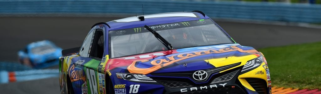 Martin Truex Jr doesn't know how Kyle Busch is going so fast