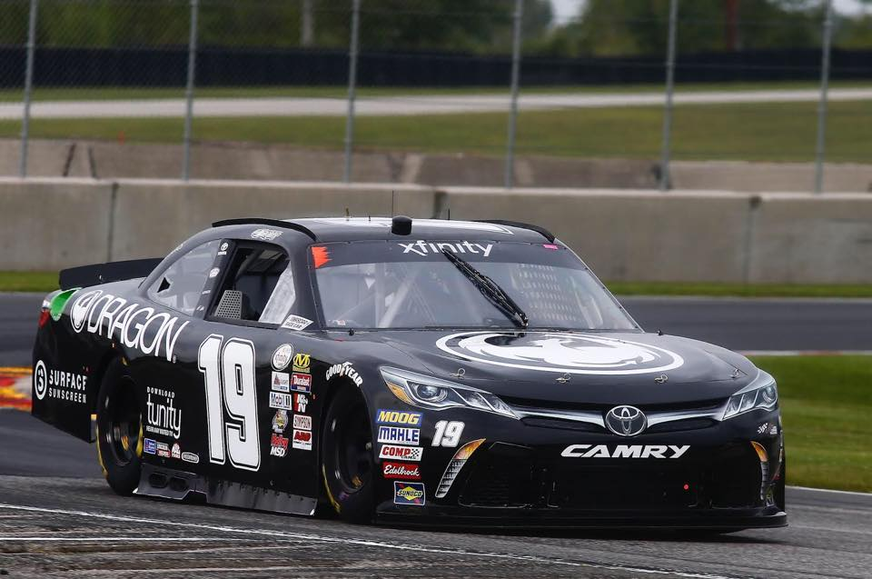 Matt Tifft vs Jeremy Clements at Road America