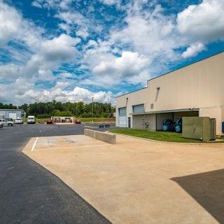 Mooresville NC NASCAR shop