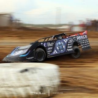 Muskingum County Speedway - Scott Bloomquist Photo 5576