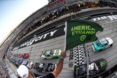 NASCAR Cup Drivers in Xfinity Series
