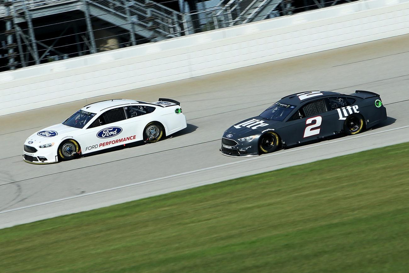 NASCAR Cup Series composite bodies