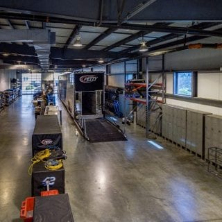 NASCAR Cup Series team shop Richard Petty