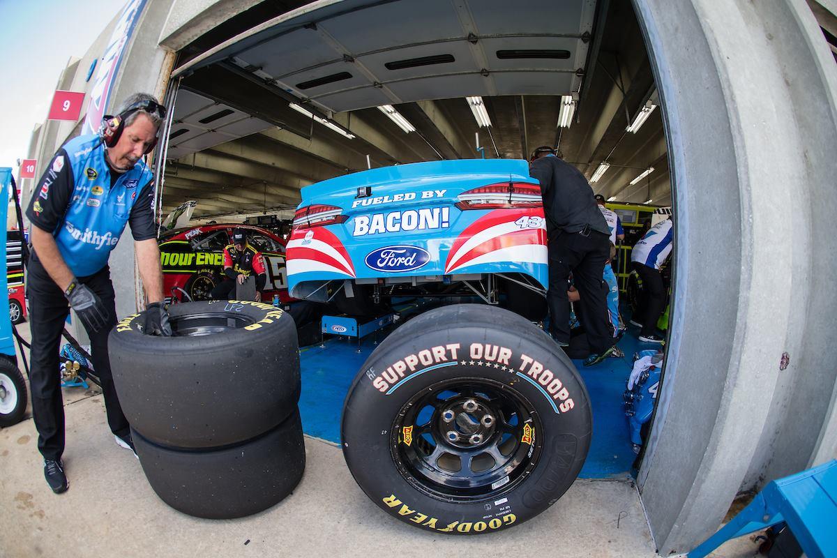 NASCAR Spending cap talks