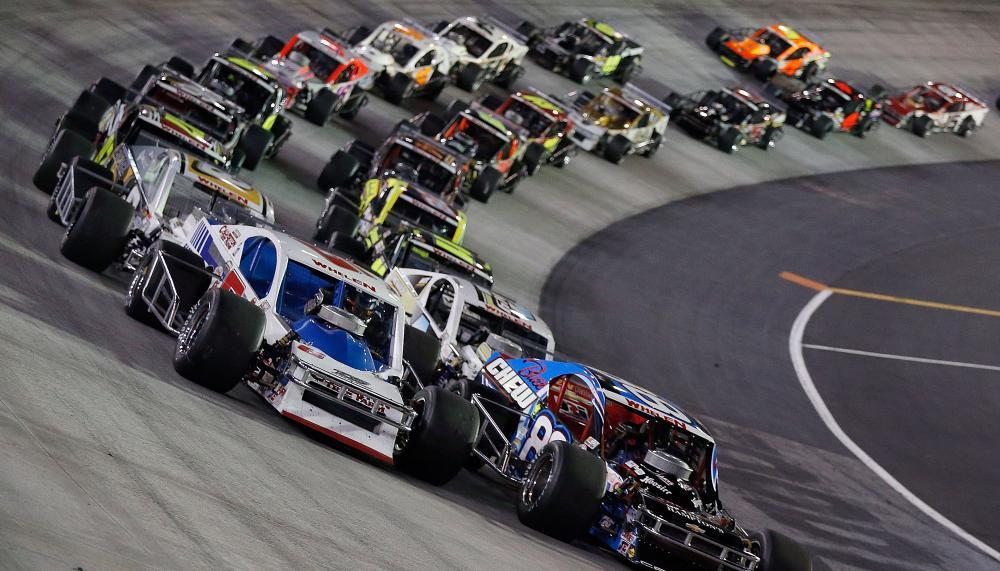 NASCAR Whelen Modified Tour at Bristol Motor Speedway