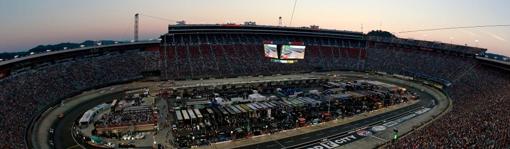 Kenny Wallace has a message for the NASCAR attendance trolls