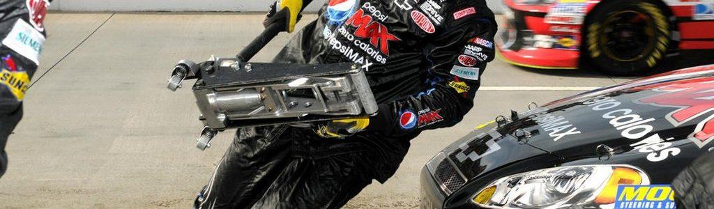 NASCAR jackman? No longer needed?