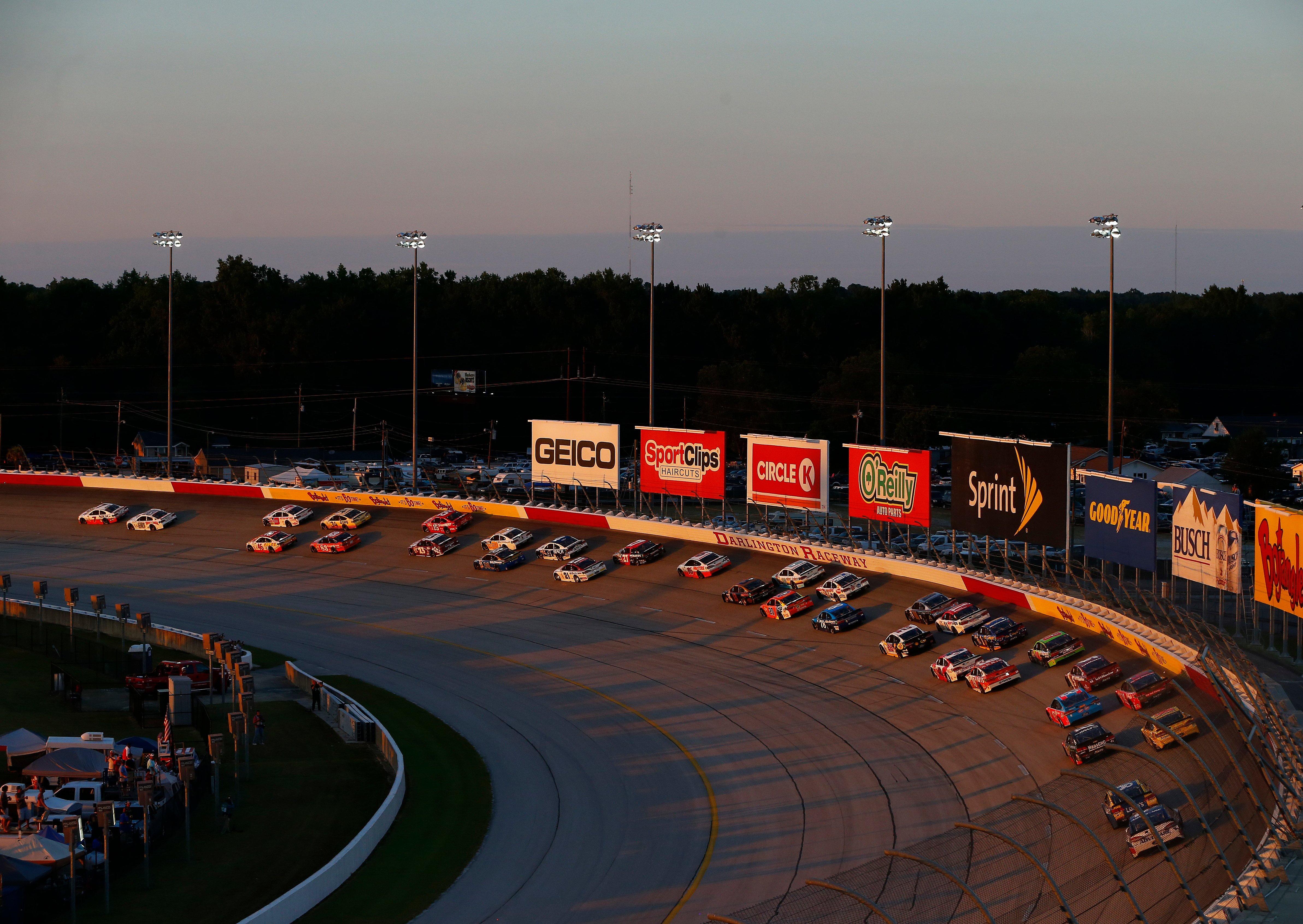NASCAR statement on racism