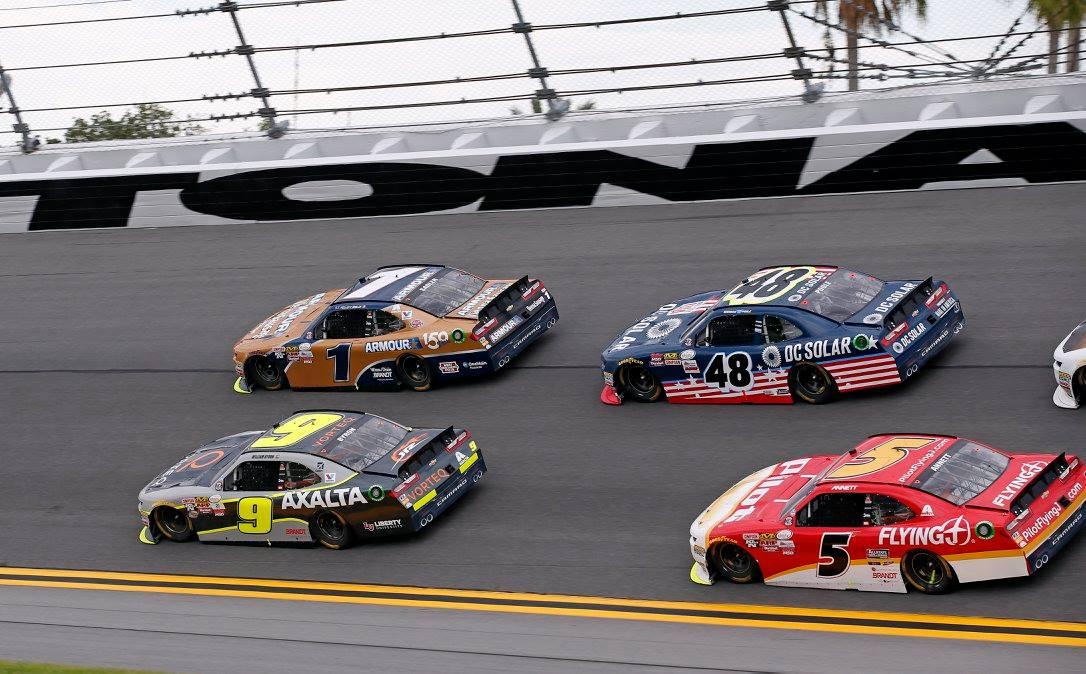 NASCAR team profits?
