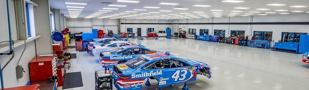 Richard Petty Motorsports shop lease set to expire