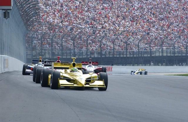 Nazareth Speedway Indycar race