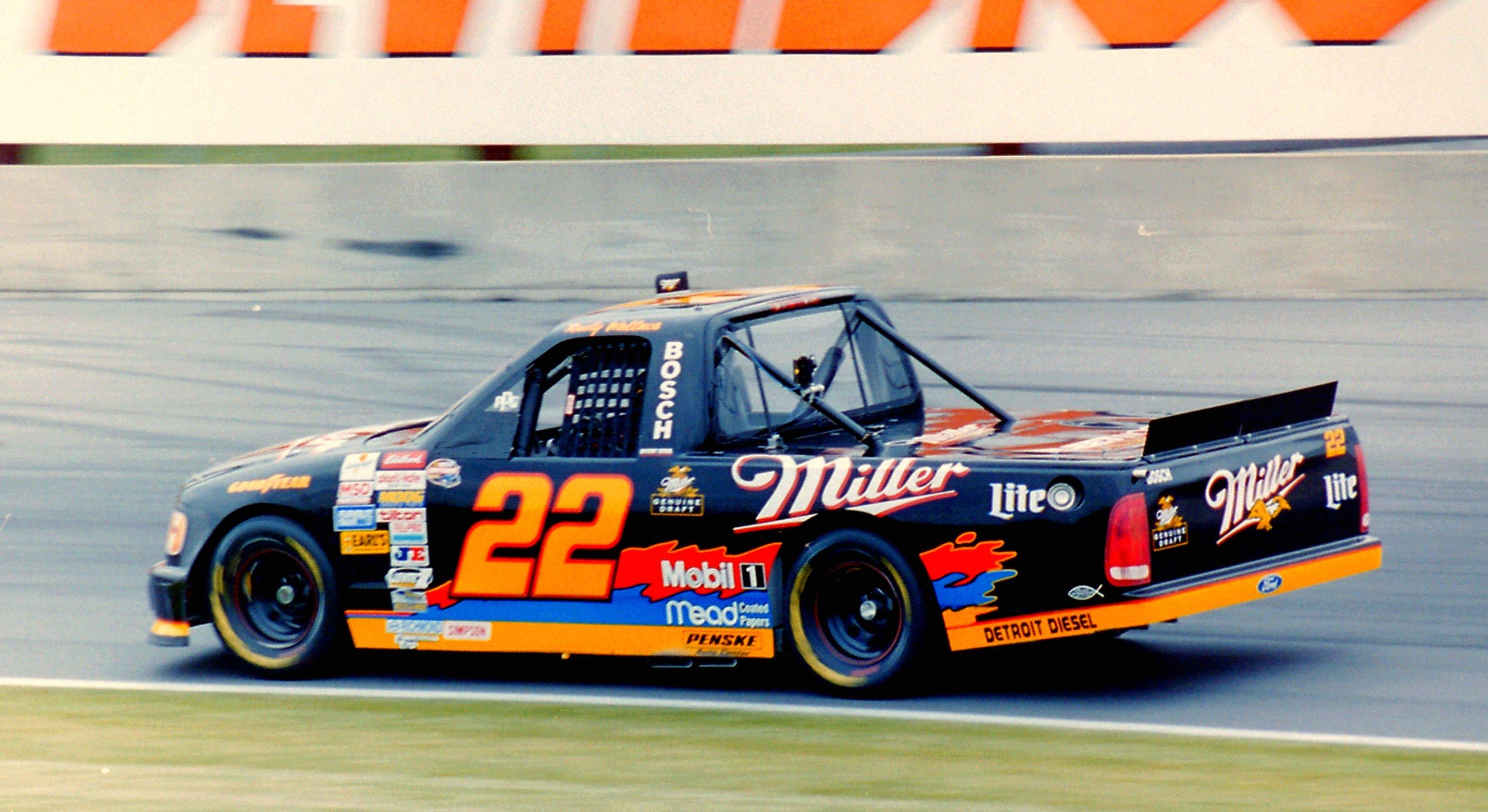 Nazareth Speedway NASCAR Truck Series