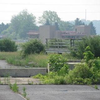 Nazareth Speedway abandoned