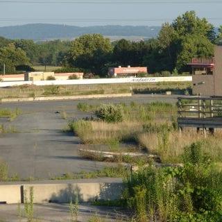 Nazareth Speedway property