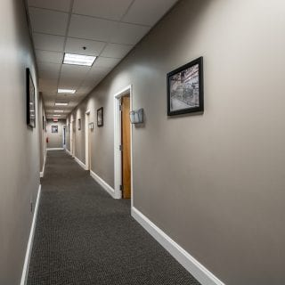 Richard Petty Motorsports office