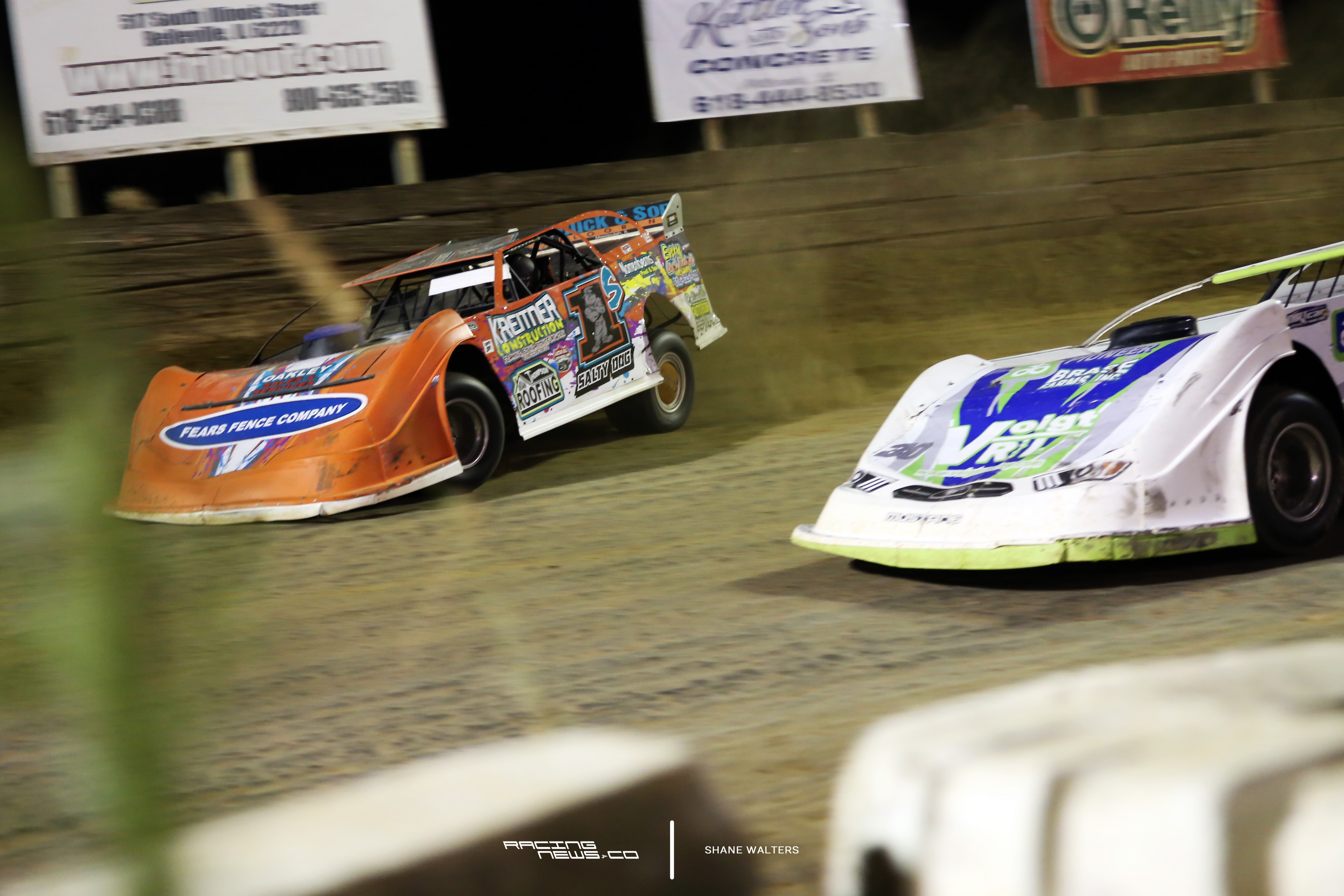 Rick Salter Belle-Clair Speedway 2668