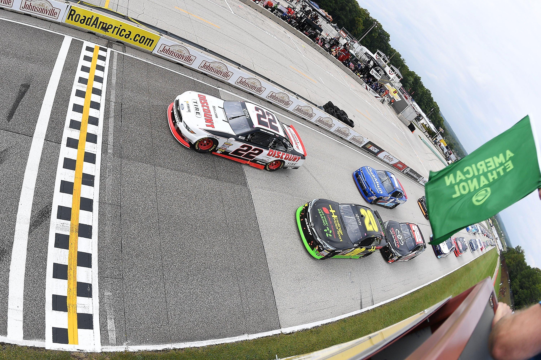 Road America Results - August 27, 2017 - NASCAR Xfinity Series