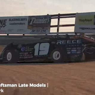 Scott Bloomquist iRacing Dirt Late Model