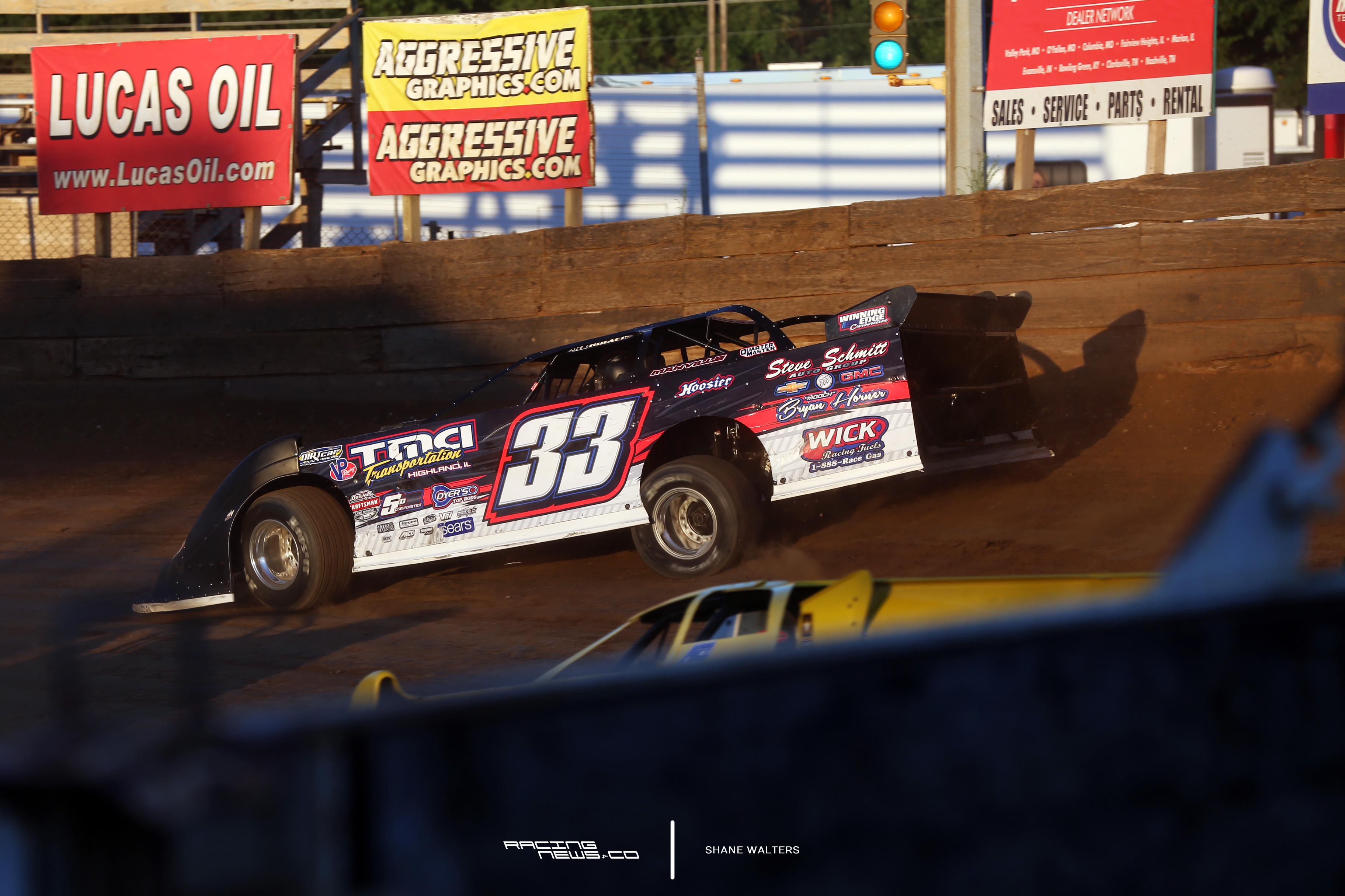 Tim Manville Belle-Clair Speedwat TTG 100 Lapper Photos 2581