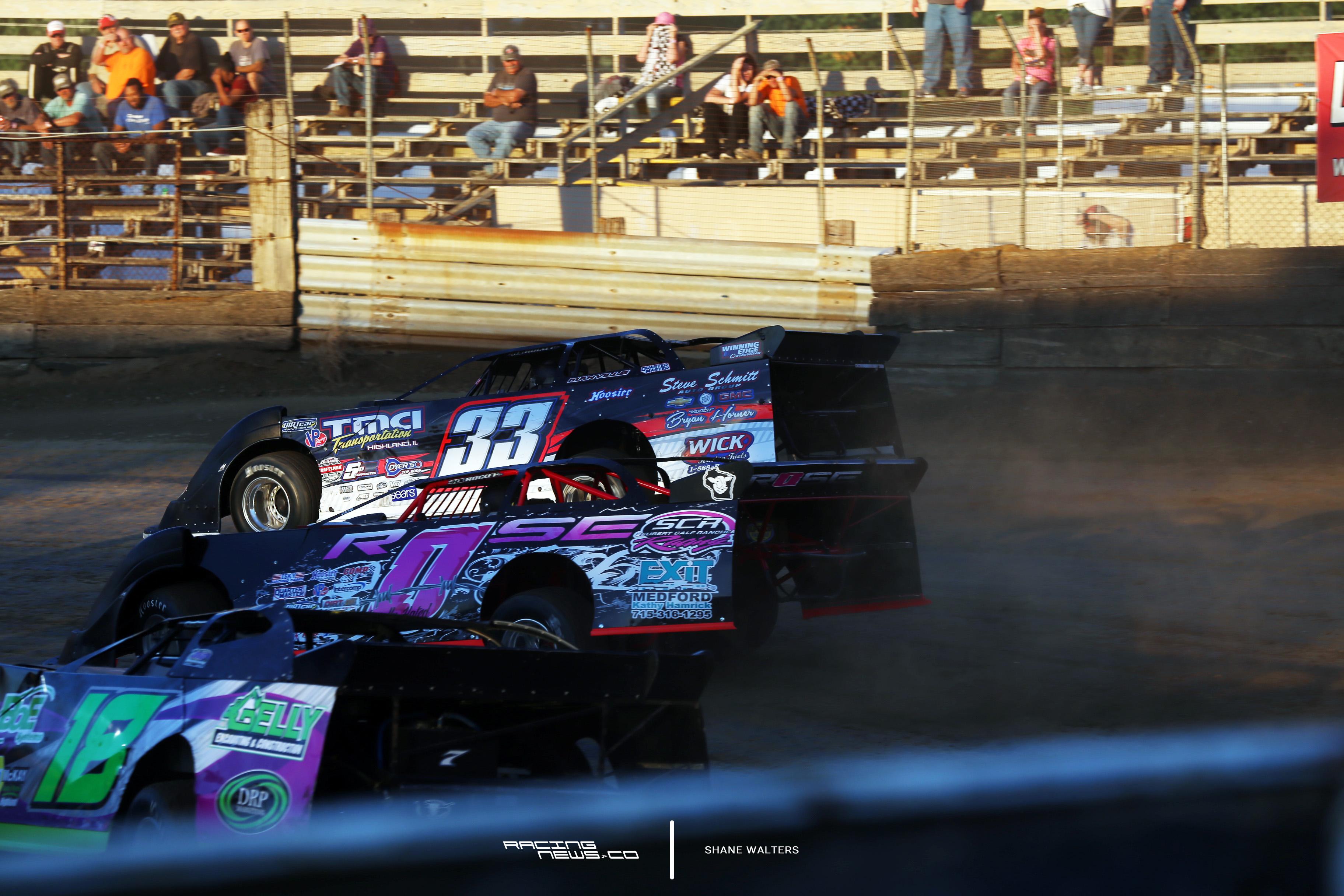 Tim Manville Belle-Clair Speedway Photos 2585