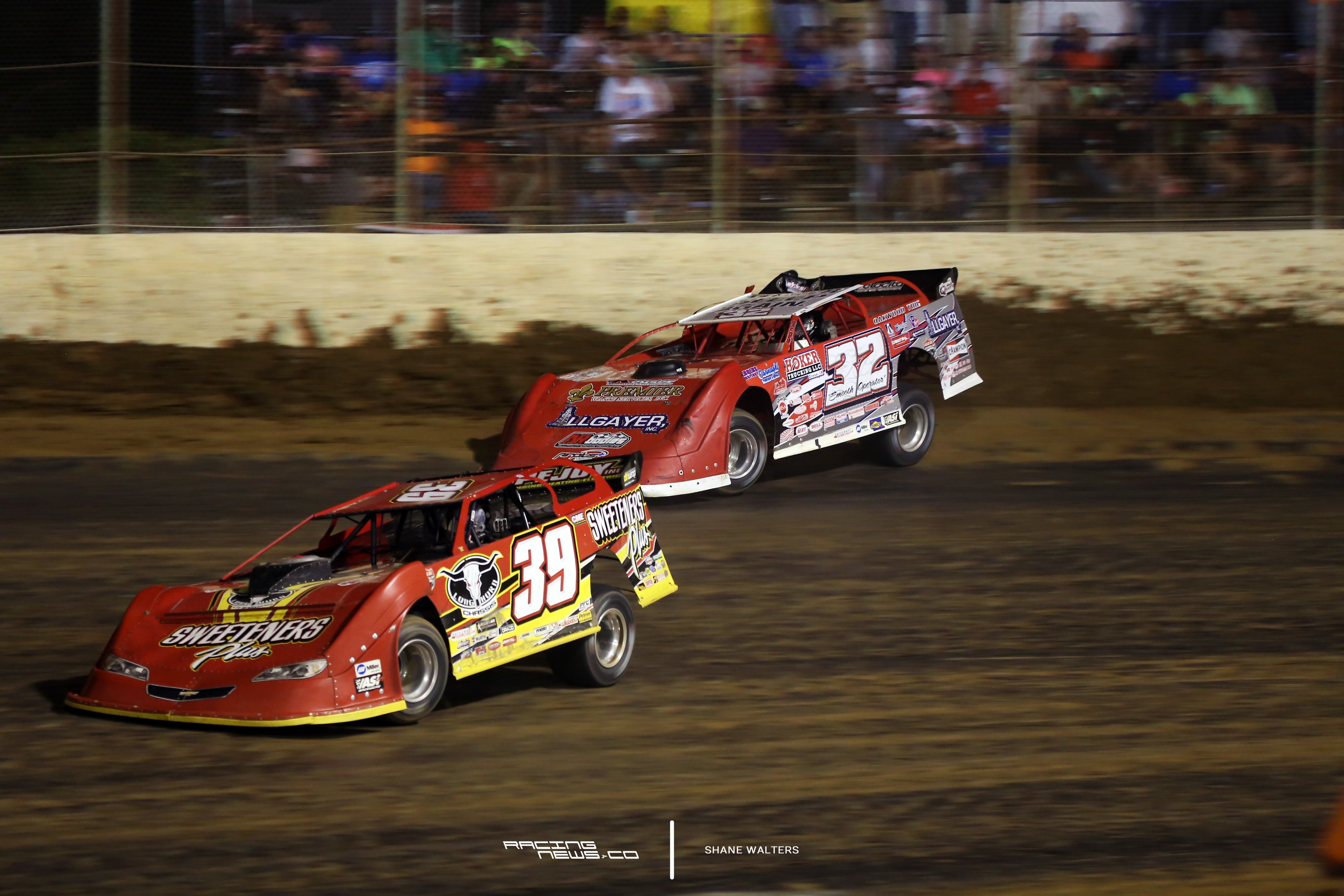 Tim McCreadie and Bobby Pierce in 2017 North South 100 4685