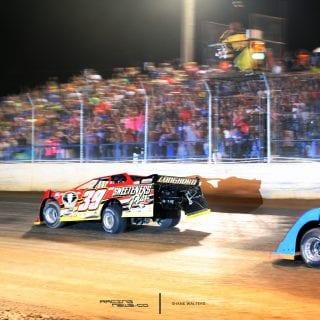 Tim McCreadie wins at Florence Speedway 4761