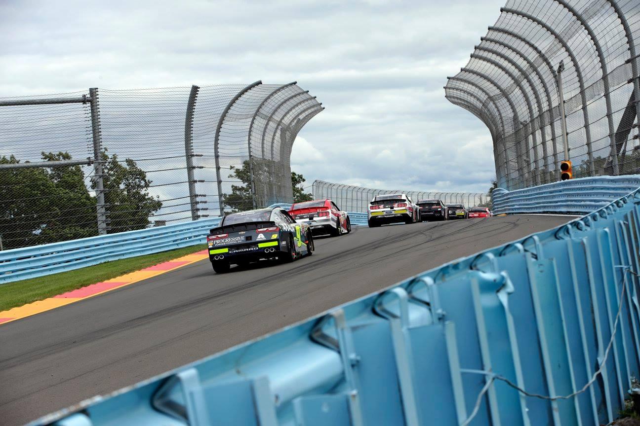 Watkins Glen NASCAR penalties
