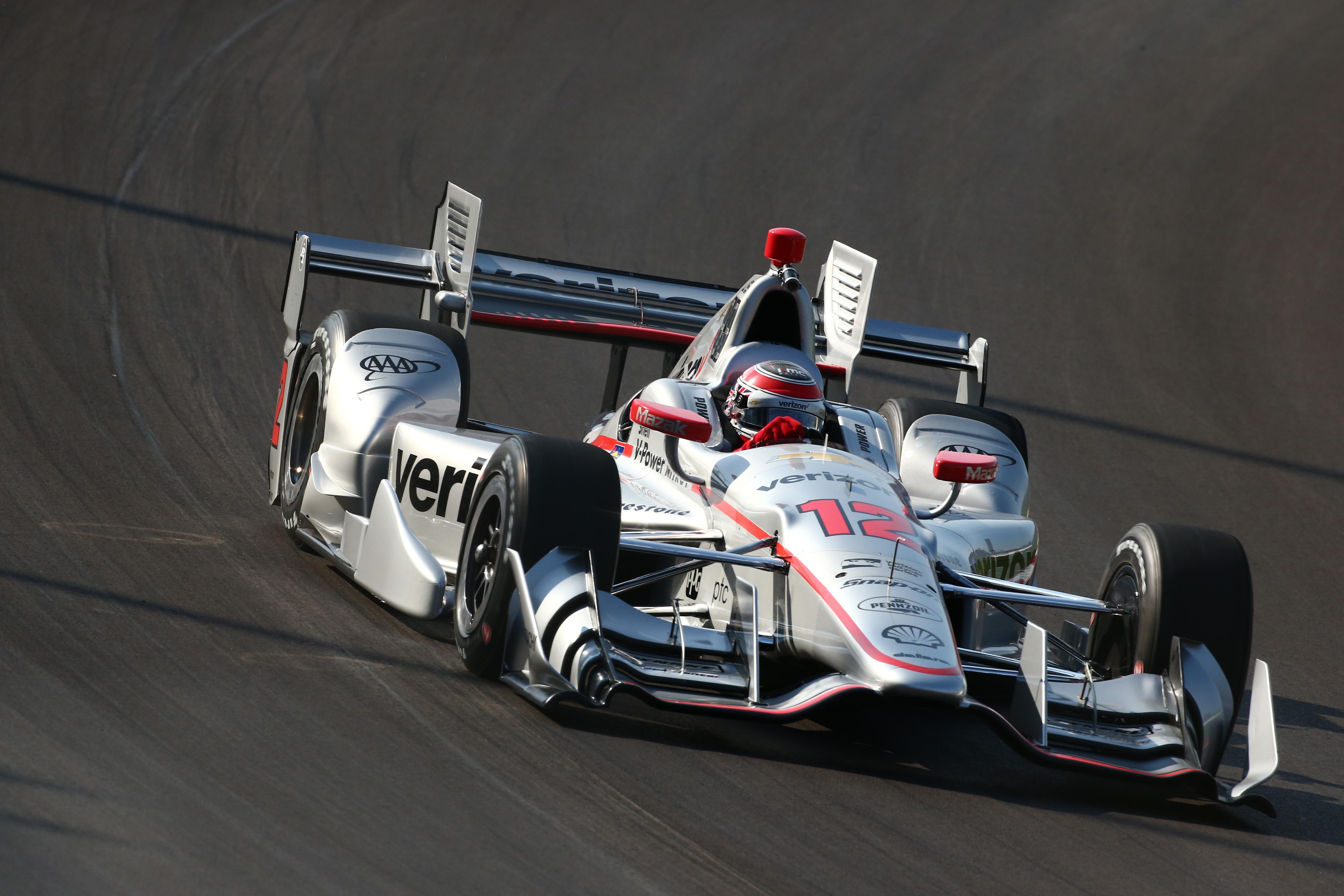 Will Power 50th pole - Verizon Indycar Series