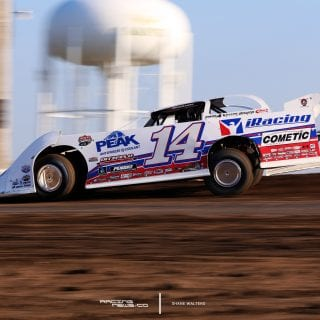 iRacing Dirt Late Model 9382