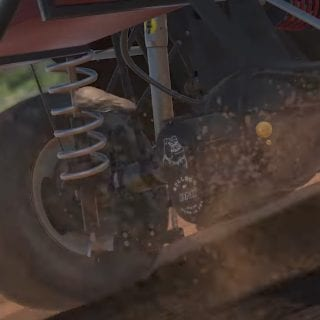 iRacing Dirt Modified Suspension