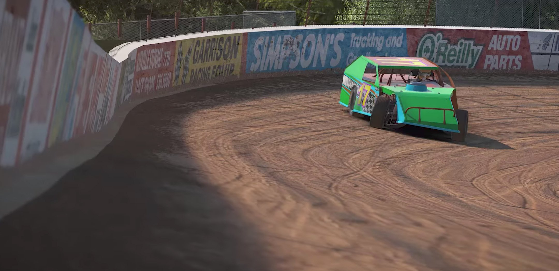 iRacing Dirt Modified and first 3/8 mile dirt track coming - Racing News