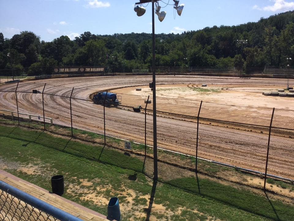 2017 Hillbilly 100 Results - September 3, 2017 - Tyler County Speedway