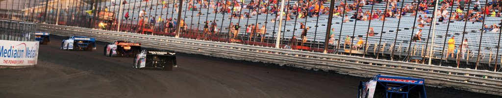 Knoxville Results: September 17, 2021 (Lucas Late Models)