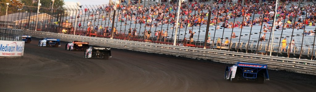 Knoxville Raceway discusses the upcoming NASCAR dirt race