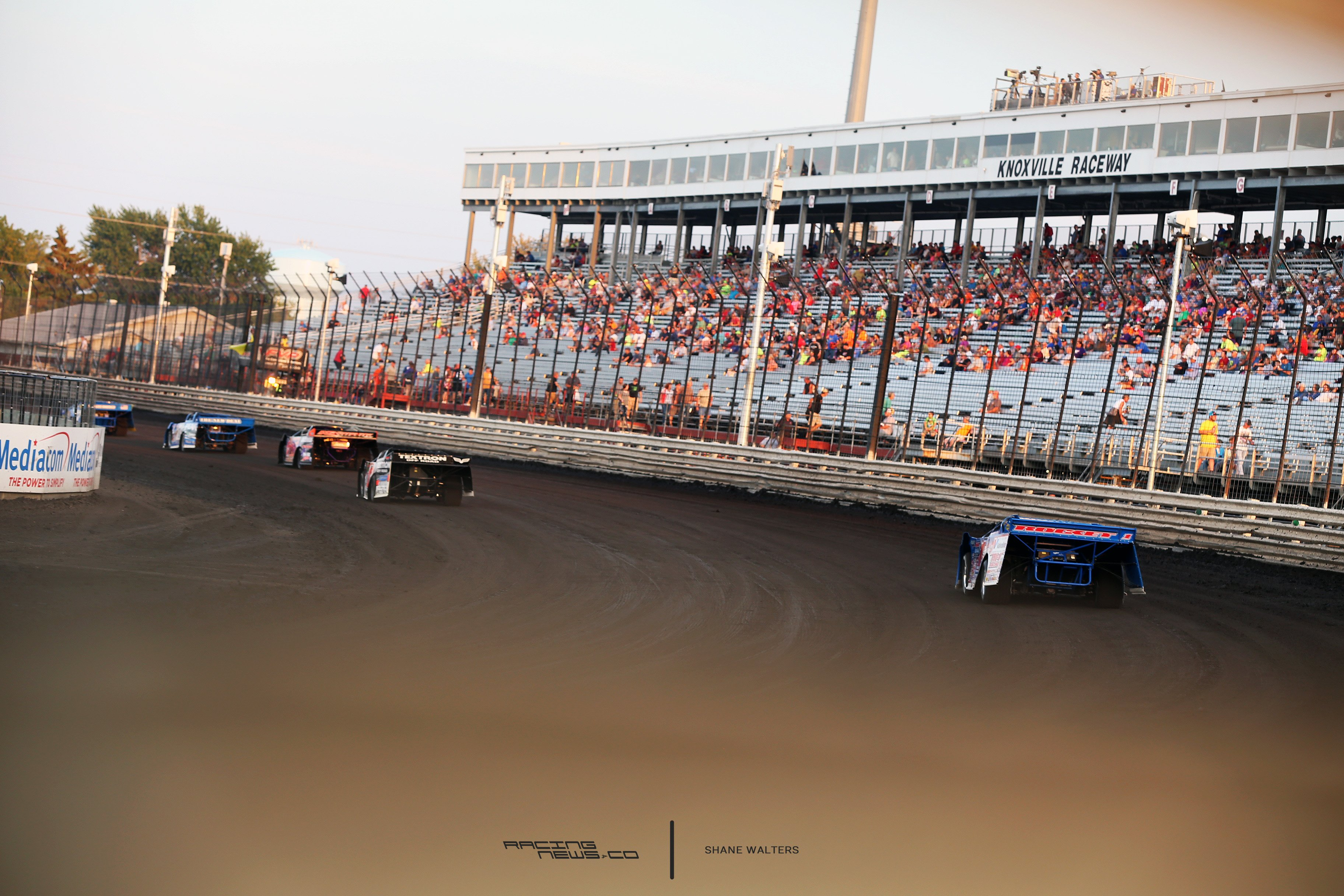 2017 Late Model Nationals Results - September 16, 2017 - Knoxville Raceway