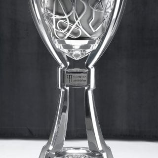 2017 Monster Energy NASCAR Cup Series championship trophy