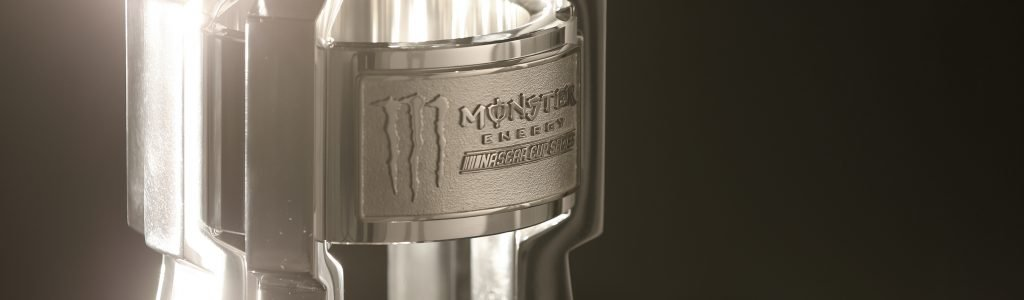 2017 Monster Energy NASCAR Cup Series trophy revealed