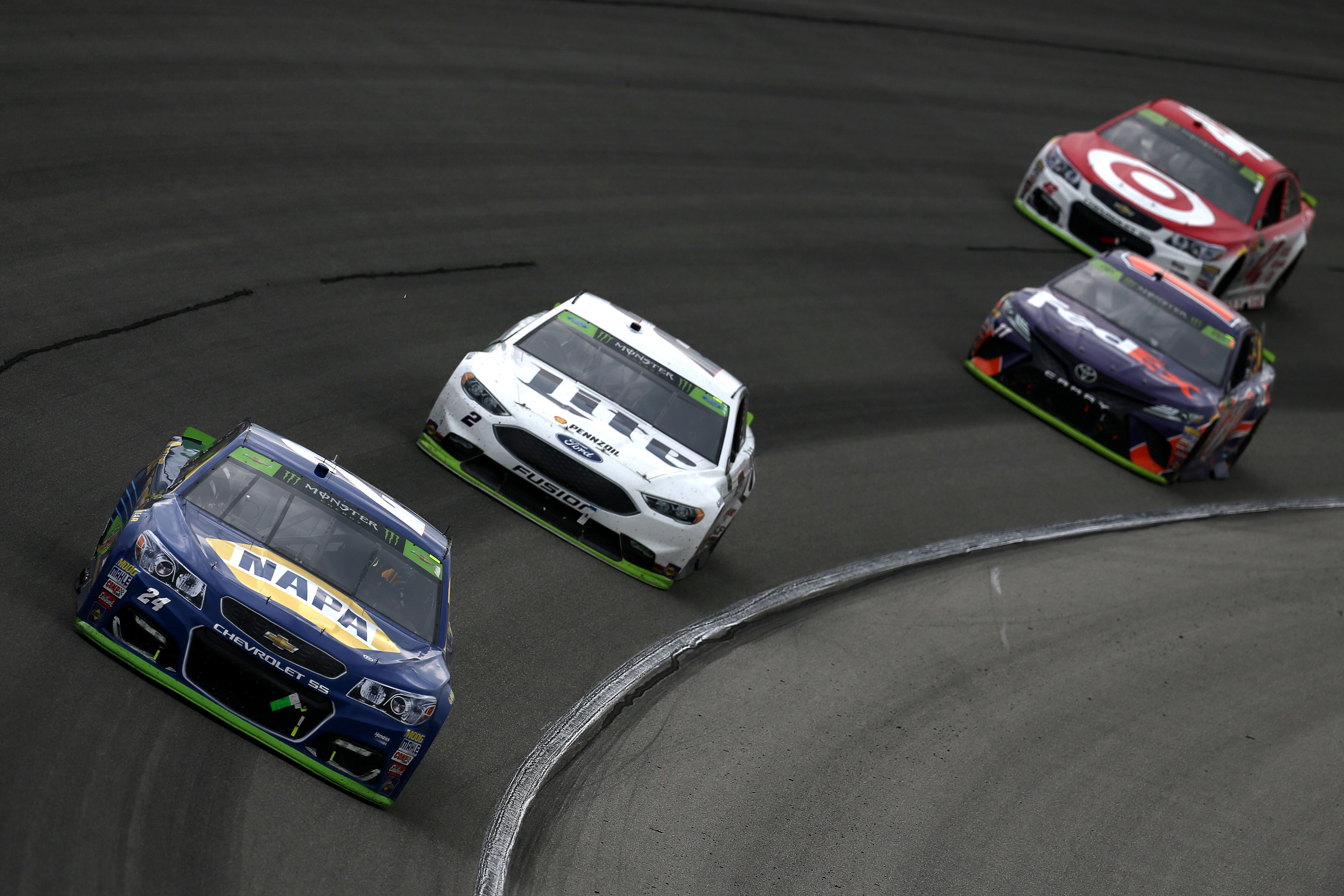 2017 NASCAR Chicagoland Speedway penalties announced