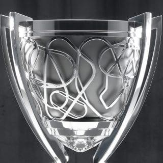 2017 NASCAR Cup Series trophy