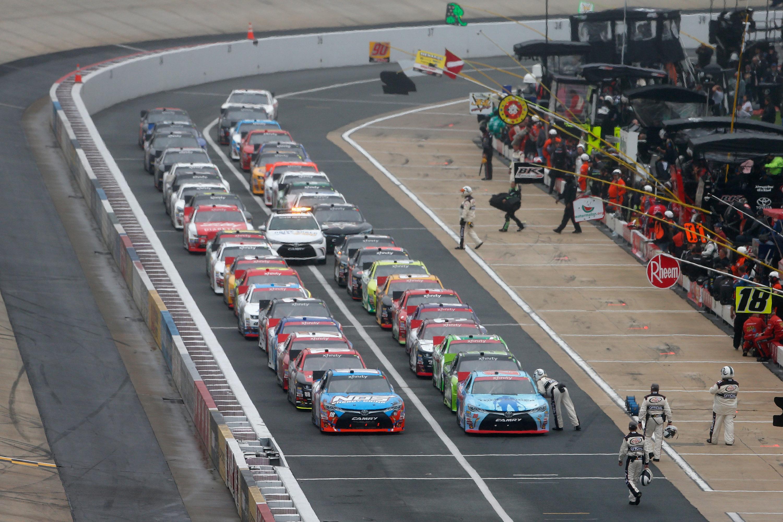 2017 NASCAR Xfinity Dover TV Schedule