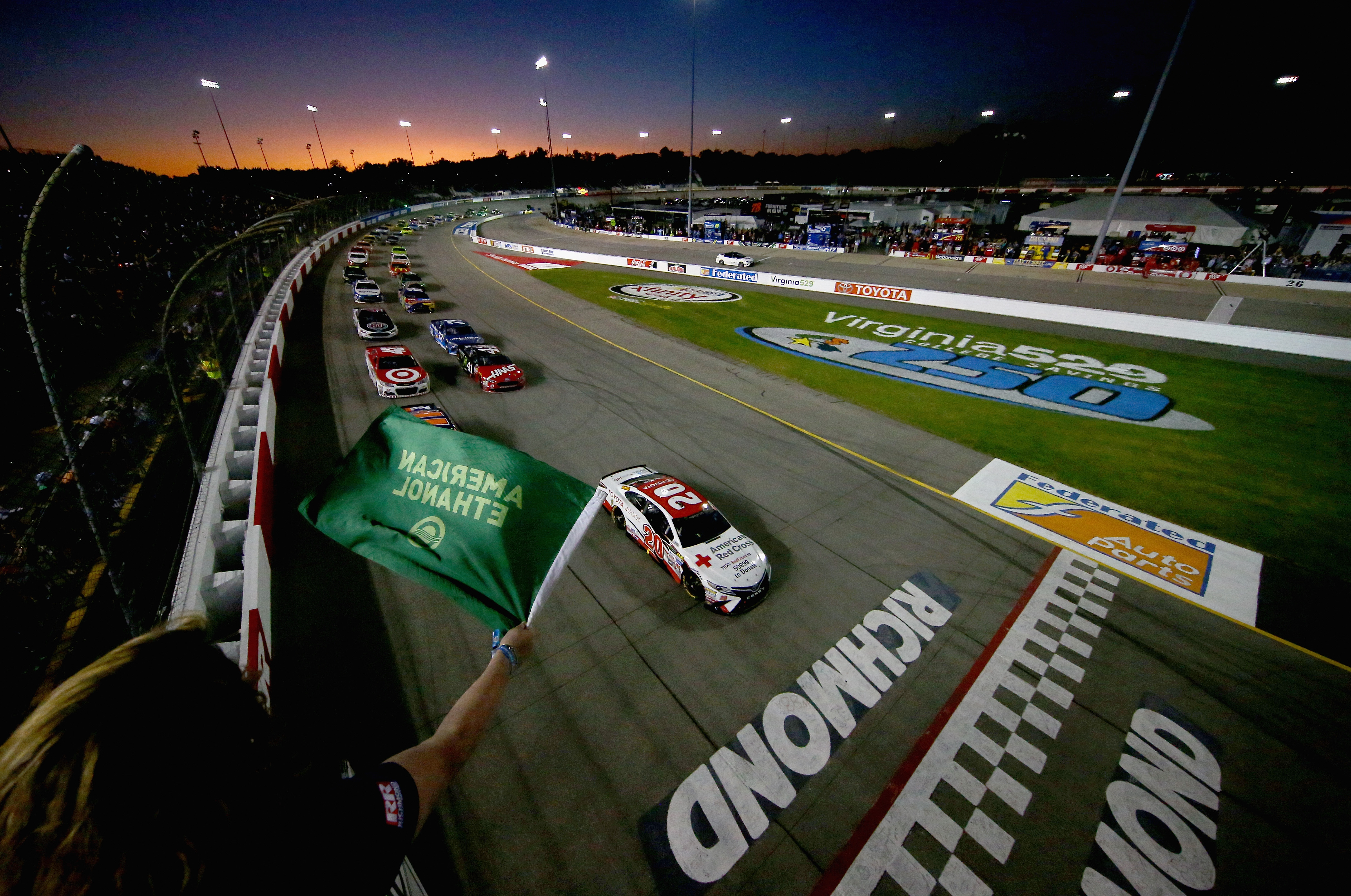 2017 Richmond Race Results - September 10, 2017 - NASCAR Cup Series