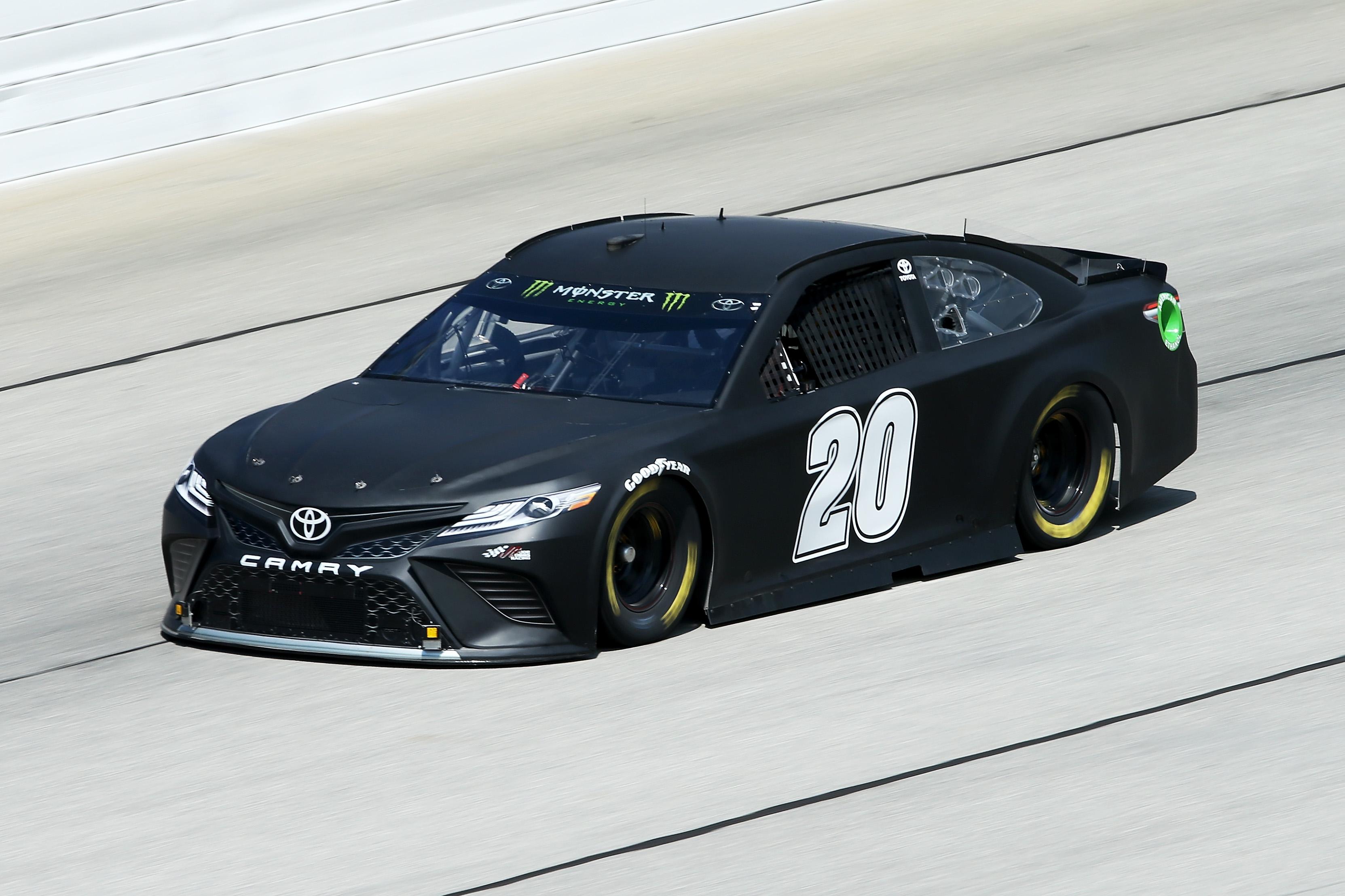 2018 NASCAR Engine Rules Adjusted