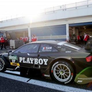 Adrien Tambay Playboy Audi RS 5 DTM - Audi Motorsport 2015