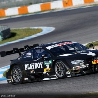 Adrien Tambay Playboy Audi RS 5 DTM - Audi Sport 2015
