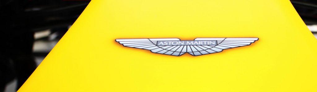 Aston Martin joins F1