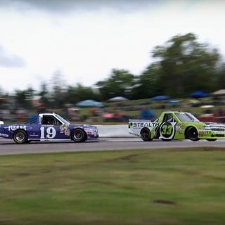 Austin Cindric vs Kay Grala Canadian Tire Motorsports Park