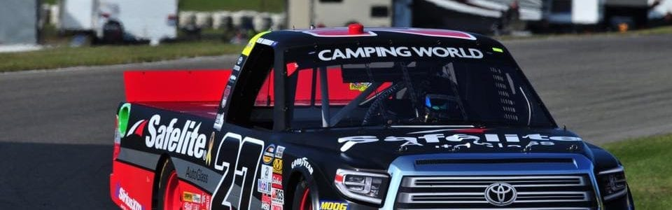 Ben Rhodes signs with ThorSport Racing