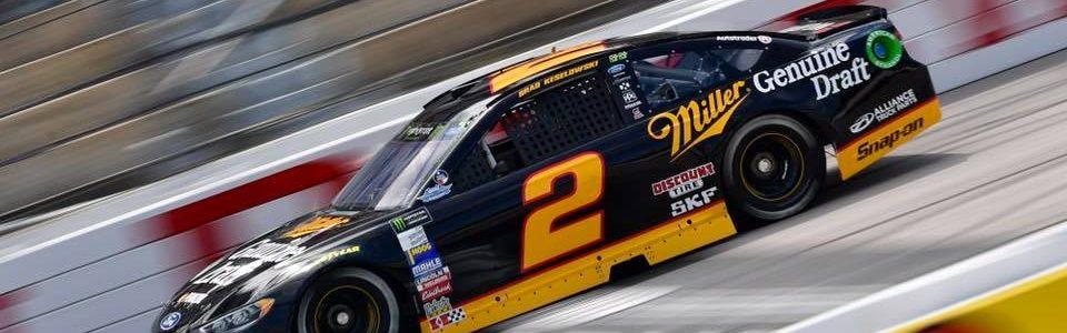 Brad Keselowski urges fans to embrace a NASCAR hybrid race car